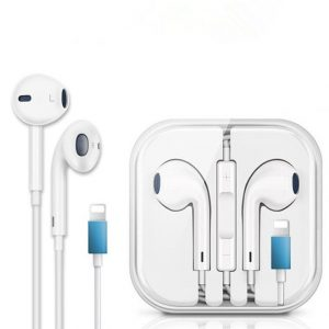 Kopfhörer für Apple iPhone Lightning - Apple Headset Earphones