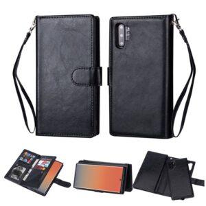 Samsung Galady Note 10 Cover Hülle Hüllen Schutzhülle Kartenfach für Samsung Galaxy Note 10