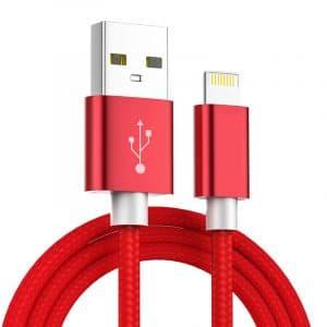 Nylon Ladekabel für Applie iphone datakabel iphone