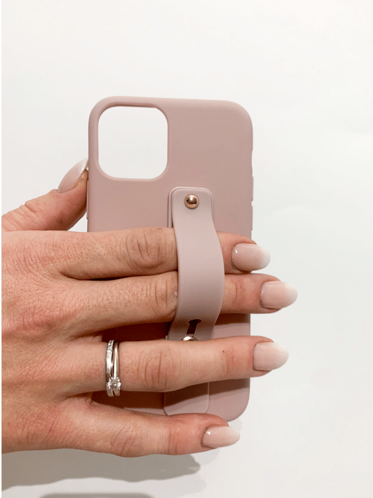 iPhone 11 Pro Hüllen Cover Silikon mit Strap Case Hüllen
