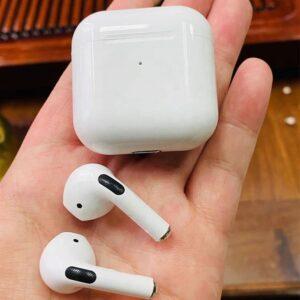 Kabellose Kopfhörer Bluetooth Wireless Headset inpods earpods klein und praktisch