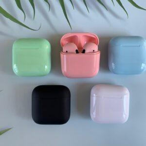 Kabellose Kopfhörer Bluetooth Wireless Headset inpods earpods schwarz alles farben