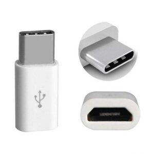 Micro USB zu USB Type C Adapter Stecker USB Typ C