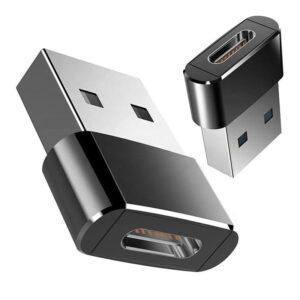 adapter Vom neuen USB Typ C zum traditionel USB stecker