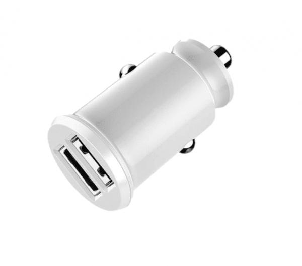 Auto Ladegerät Dual - 2fach USB [4.8A - 24W Max]