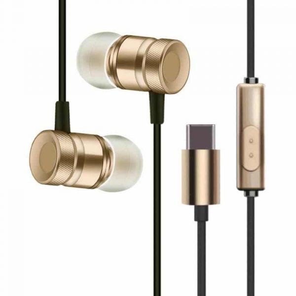 Kopfhörer mit USB Typ-C Anschluss