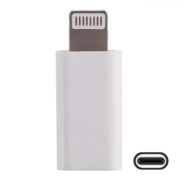USB C auf Lightning Mini Konverter Adapter