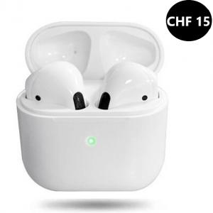 Kabellose Kopfhörer Bluetooth Wireless Headset inpods earpods drahtlose TWS Pro